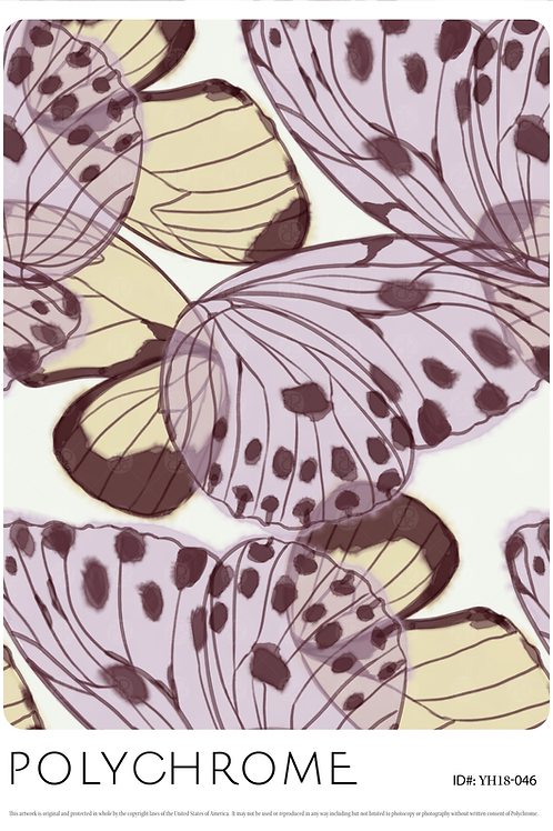 YH18-046 original print pattern