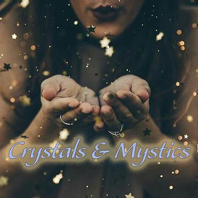 Crystals & Mystics A/W 2018-19 trend direction