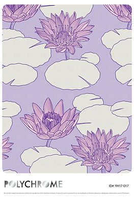 YH17-017 original print pattern
