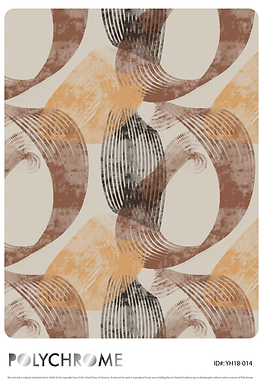YH18-014 original print pattern