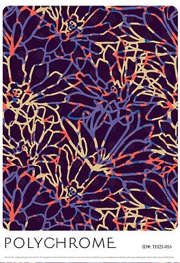 TH21-016 original print pattern