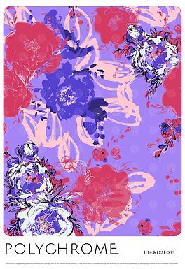 KD21-003 original print pattern