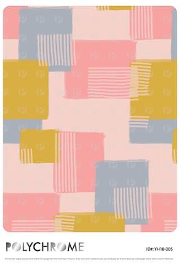 YH18-005 original print pattern