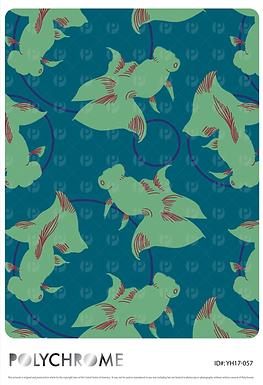 YH17-057 original print pattern