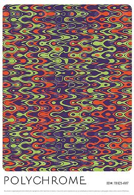 TH21-007 original print pattern