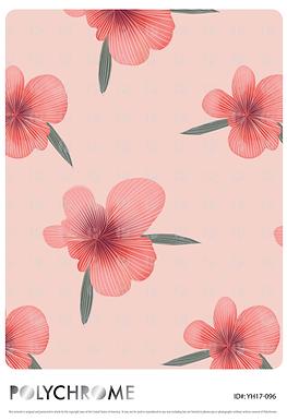 YH17-096 original print pattern
