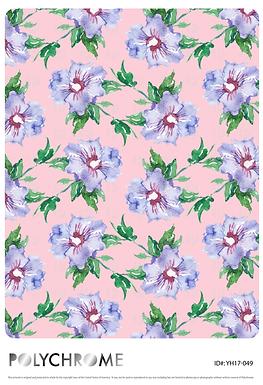 YH17-049 original print pattern