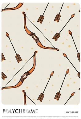 YH17-085 original print pattern