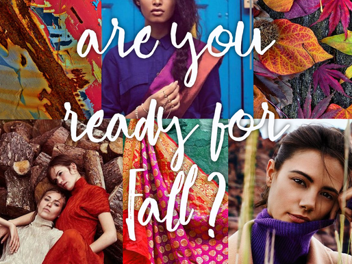 Fall 2019 TREND preview!