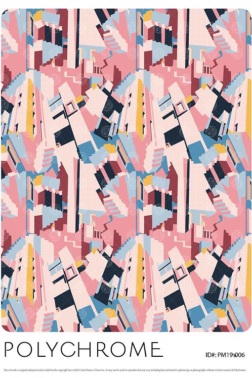 PM19-006 original print pattern