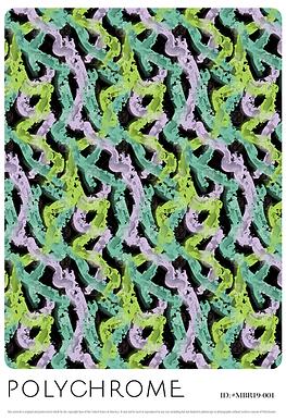 MBR19-001 original print pattern