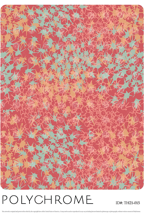 TH21-015 original print pattern