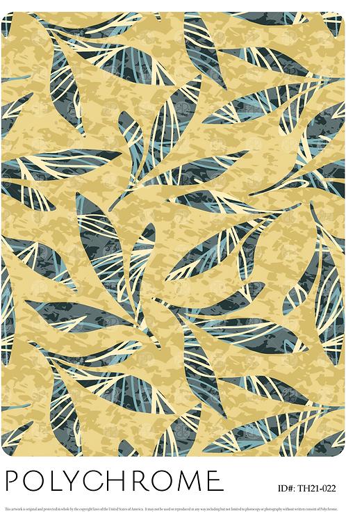 TH21-022 original print pattern