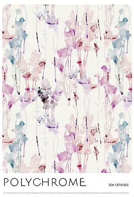 CR19-005 original print pattern