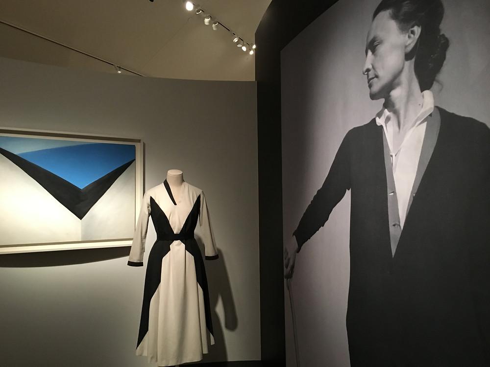 Georgia O'Keeffe exhibit at Peabody Essex Museum