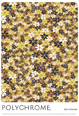 TH20-008 original print pattern