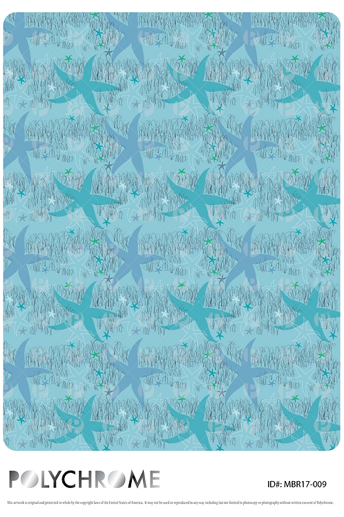 MBR17-009 original print pattern