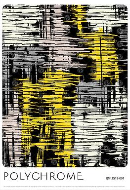 IG19-001 original print pattern