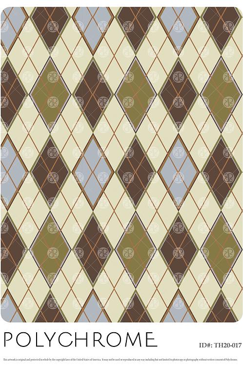 TH20-017 original print pattern