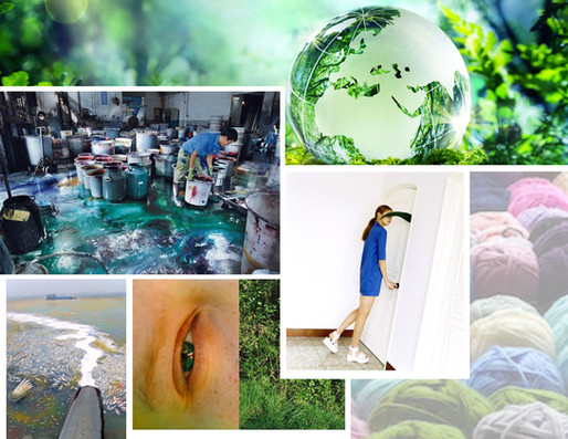 Sustainable Dyeing & Printing Innovations