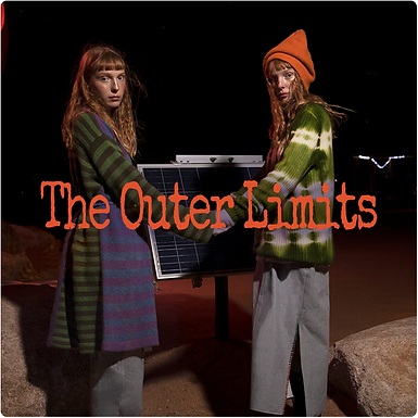 The Outer Limits A/W 2021-22 womenswear trend direction