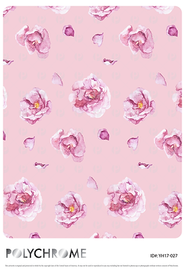 YH17-027 original print pattern