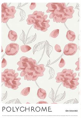 YH18-042 original print pattern