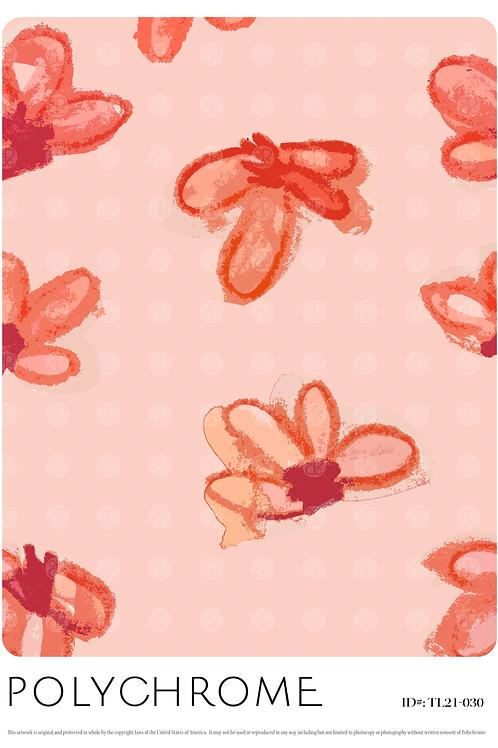 TL21-030 original print pattern