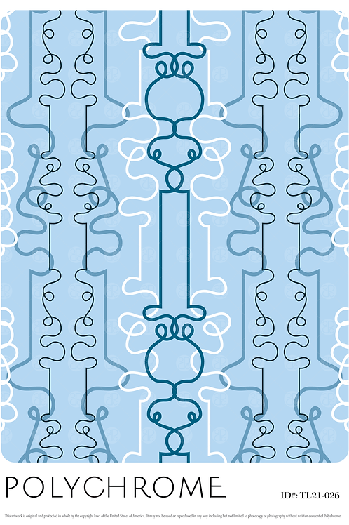 TL21-026 original print pattern