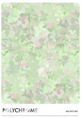 YH17-007 original print pattern