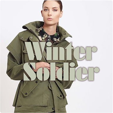 Winter Soldier A/W 2017-18 trend direction