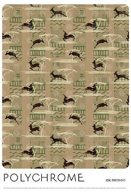 PM19-011 original print pattern