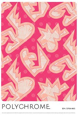 TP18-005 original print pattern