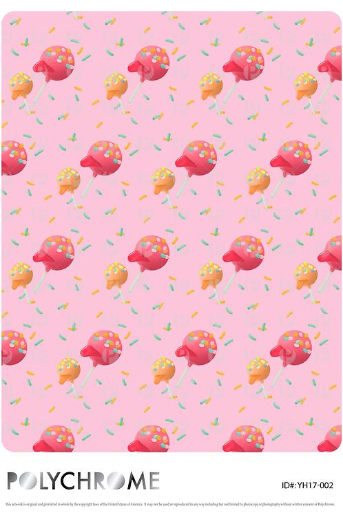 YH17-002 original print pattern