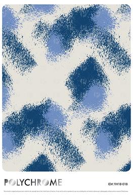 YH18-018 original print pattern