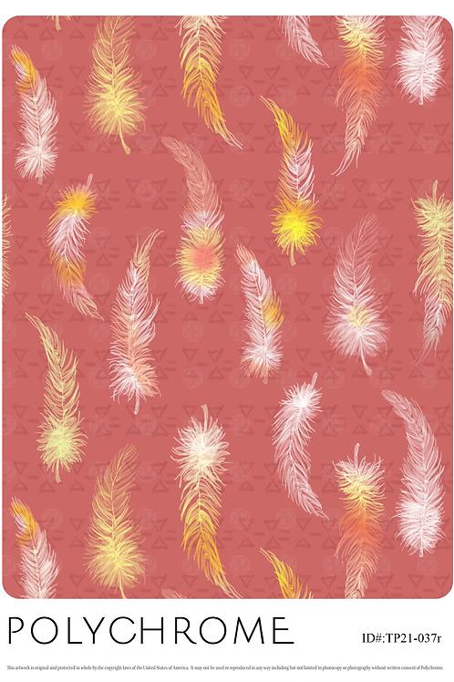 TP21-037 original print pattern