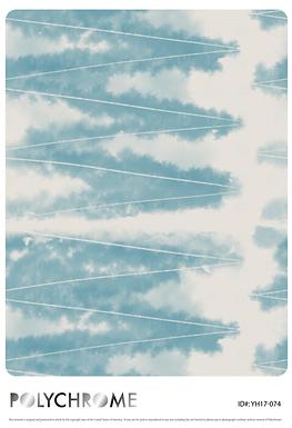 YH17-074 original print pattern