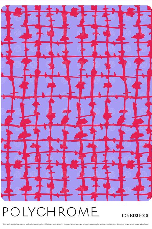 KD21-010 original print pattern