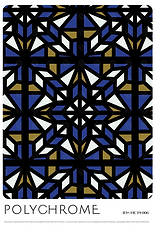 HC19-007 original print pattern