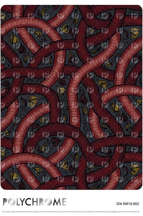 KM16-002 original print pattern