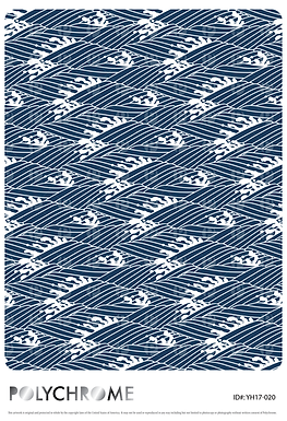 YH17-020 original print pattern