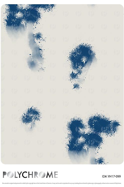 YH17-099 original print pattern