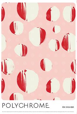 YH18-060 original print pattern