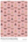 HC18-001 original print pattern