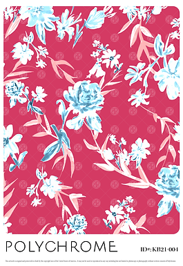 KB21-004 original print pattern