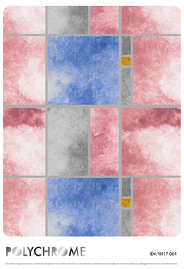 YH17-064 original print pattern