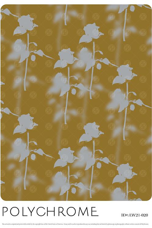 LW21-020 original print pattern