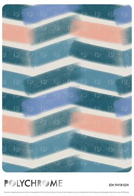 YH18-024 original print pattern