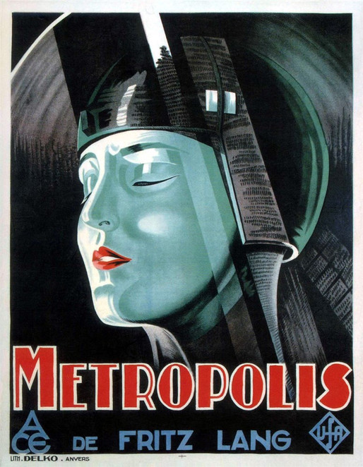 Fashion Film Fun: Metropolis