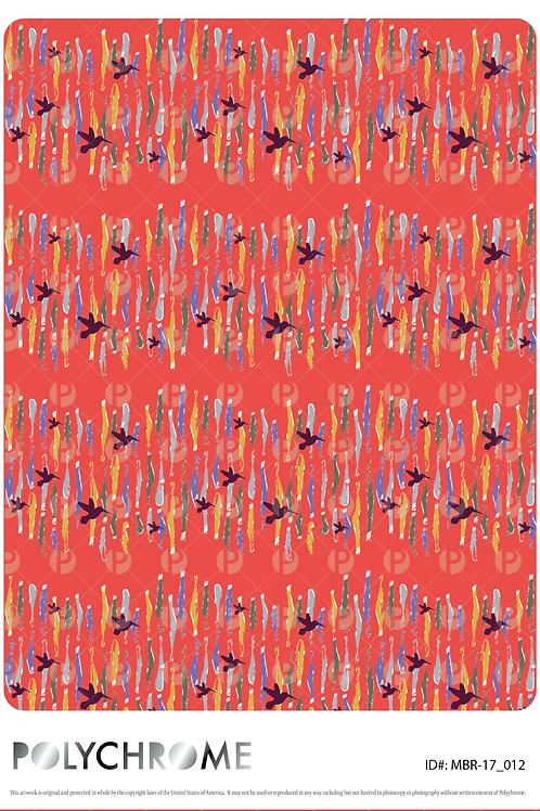 MBR17-012 original print pattern